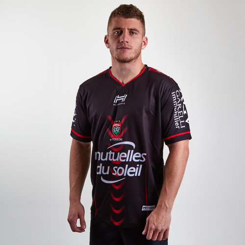 Toulon 2018/19 Home S/S Replica Rugby Shirt