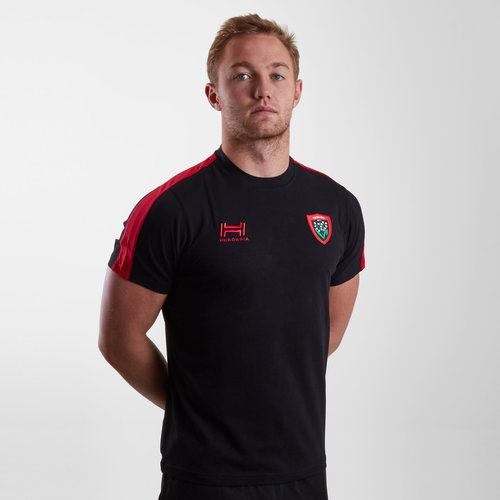 Toulon 2018/19 Stripe Rugby T-Shirt