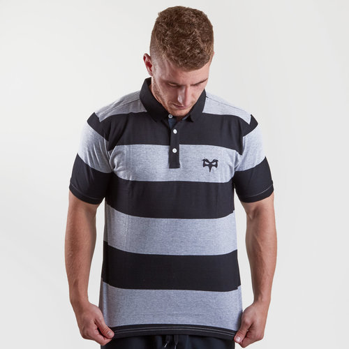 Ospreys Trident Rugby Polo Shirt