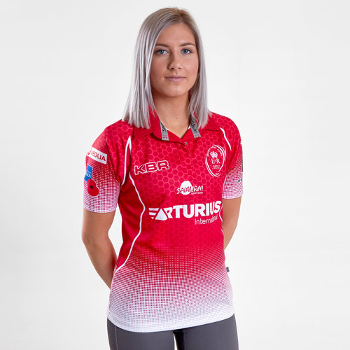 Army Rugby Union 2019 Ladies Home S/S Rugby Shirt