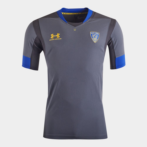 Clermont Auvergne 2019/20 Players Training Shirt