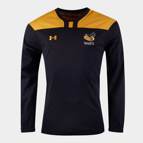 Wasps 2019/20 Players Training Rugby Contact Jacket