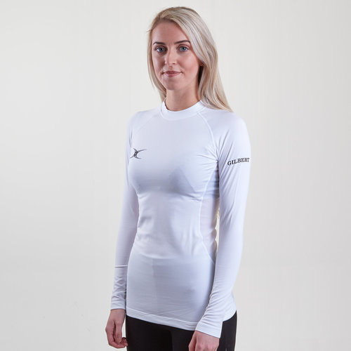 Atomic Ladies Compression Base Layer L/S Top