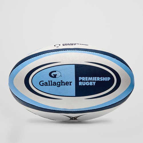 Gallagher Premiership Replica Rugby Ball
