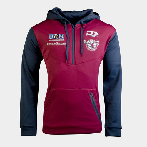 Manly Warringan Sea Eagles Hoodie Mens
