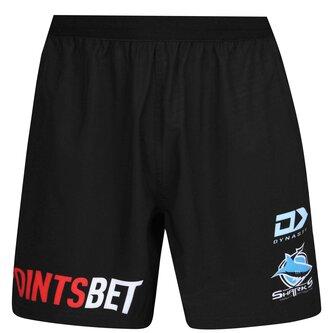 Sport Cronulla Sutherland Sharks Shorts Mens