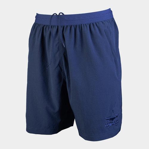 Queensland Cowboys 2021 Training Shorts Adults