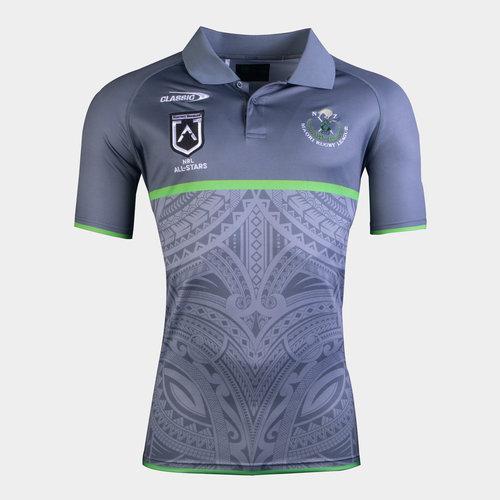 Maori Polo Shirt Mens