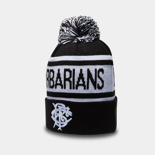 Barbarians 2019 Players Rugby Bobble Hat