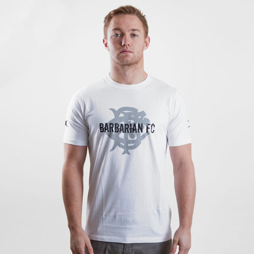Barbarians 2019 Graphic Rugby T-Shirt