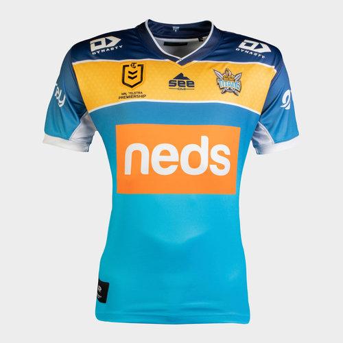 Sport Gold Coast Titans Home Jersey Mens