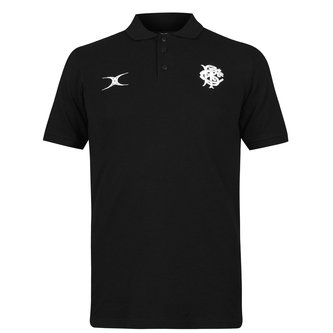 Barbarian Short Sleeve Polo Shirt Mens
