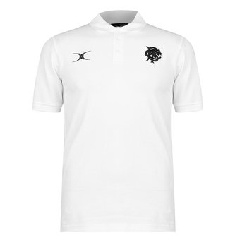 Barbarians 2019 Off Field Rugby Polo Shirt