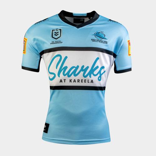 Cronulla Sutherland Sharks Home Jersey 2020 21 Seniors