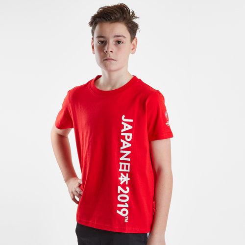 RWC 2019 Kids Graphic T-Shirt