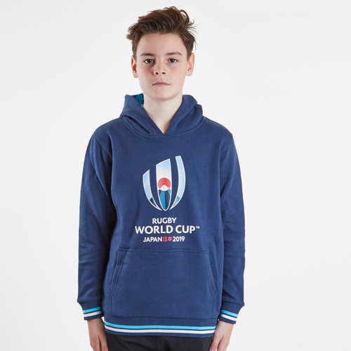 RWC 2019 Kids Overhead Hooded Top