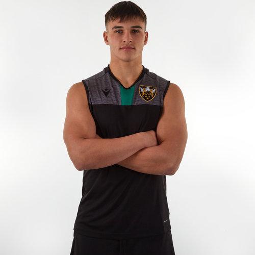 Northampton Saints 2019/20 Players Rugby Training Singlet
