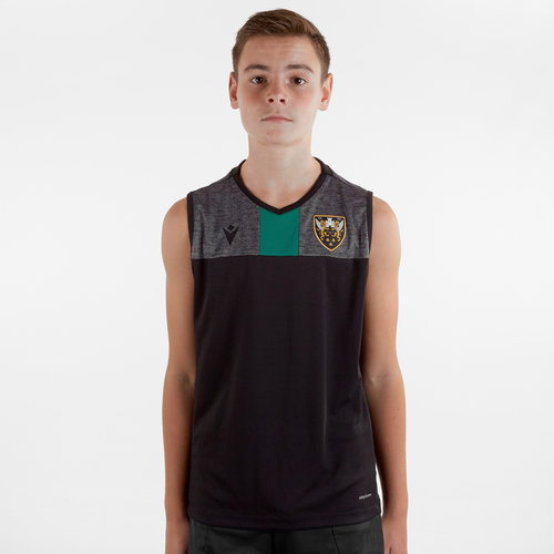 Northampton Saints 2019/20 Kids Rugby Training Singlet