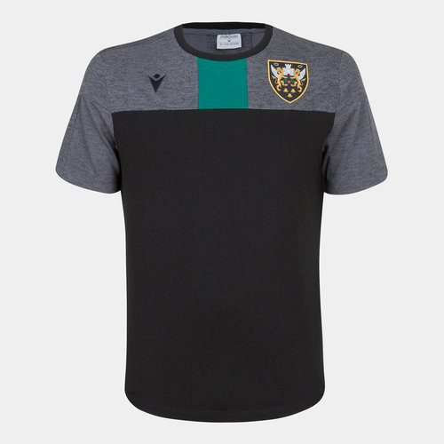 Northampton Saints 2019/20 Players Rugby Training T-Shirt