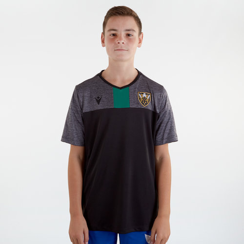 Northampton Saints 2019/20 Kids Training T-Shirt