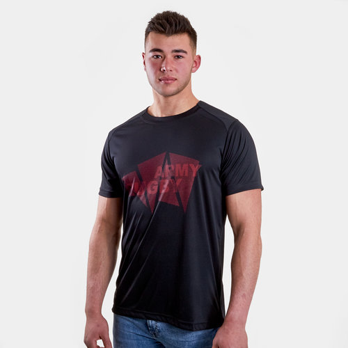 Army Rugby Union 2019 Graphic Rugby T-Shirt