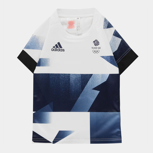 Team GB Rugby Jersey Juniors