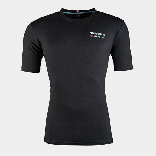 Harlequins Back Print T-Shirt Mens