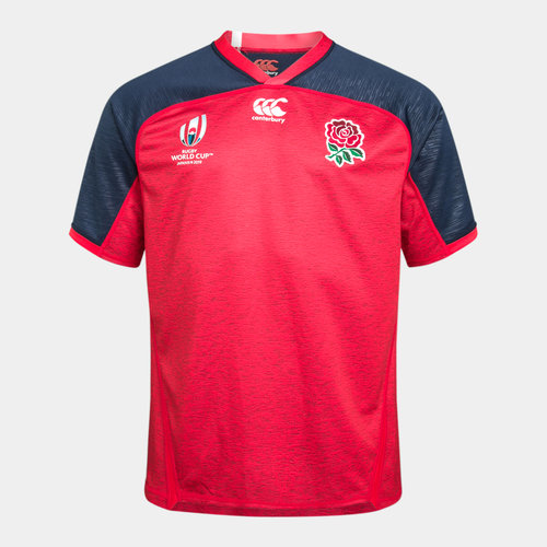 England RWC 2019 Youth Alternate Pro S/S Rugby Shirt