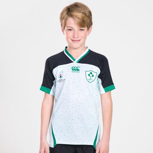 Ireland IRFU RWC 2019 Youth Alternate Pro S/S Shirt