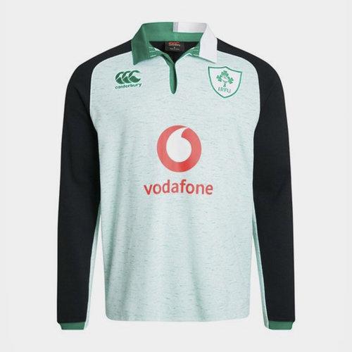 Ireland Alternate Long Sleeve Classic Shirt 2019 2020