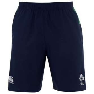 Ireland IRFU 2019/20 Woven Gym Rugby Shorts