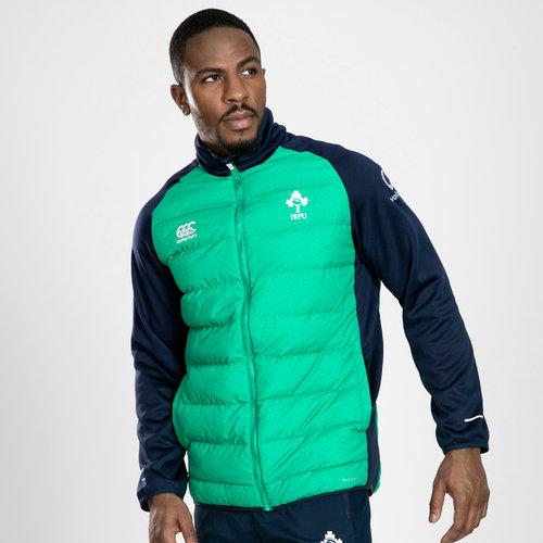 Ireland IRFU 2019/20 Players Hybrid Rugby Jacket