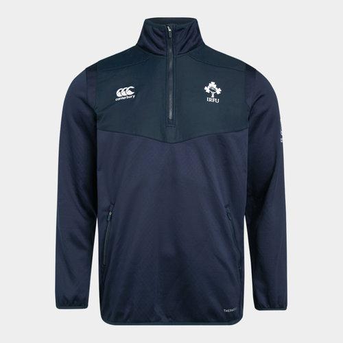 Ireland IRFU 2019/20 Youth 1/4 Zip Rugby Training Top
