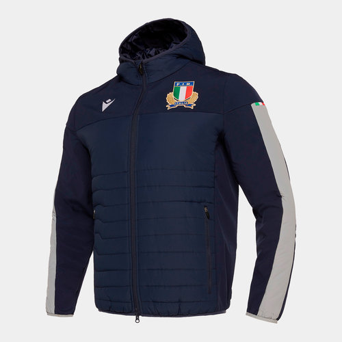 Italy 2019/20 Players Off Field Jacket