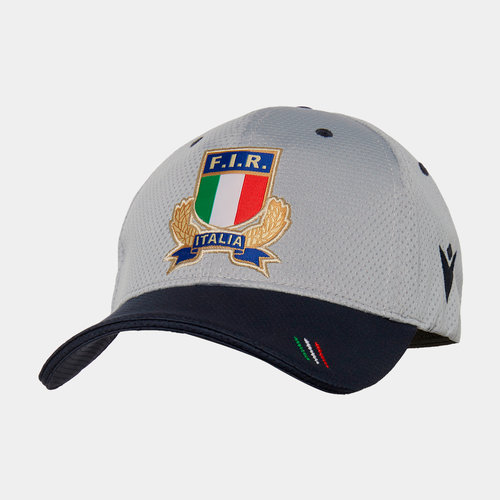 Italy 2019/20 Players Rugby Baseball Cap