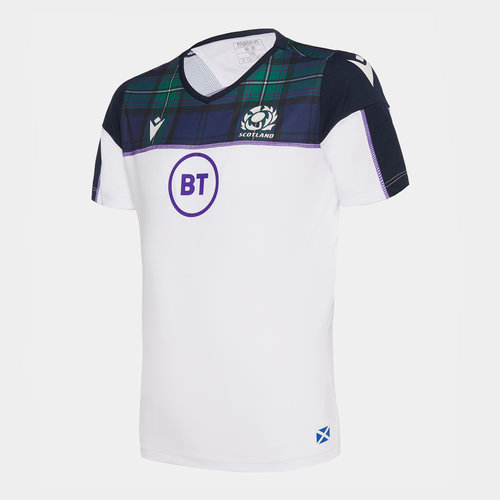Scotland 2019/20 Kids Rugby Training T-Shirt