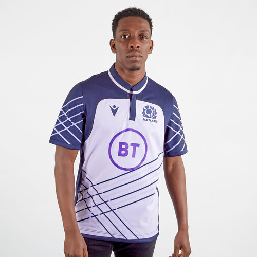 Scotland 2019/20 Players S/S Training Shirt
