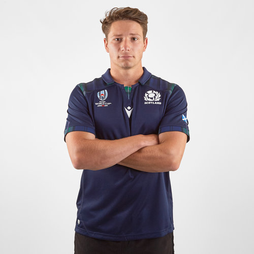 Scotland RWC 2019 Home S/S Replica Shirt