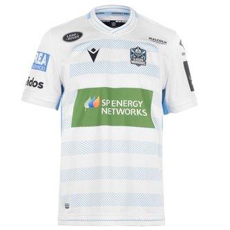 Glasgow Warriors 2019/20 Alternate S/S Replica Rugby Shirt