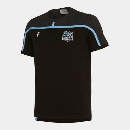 Glasgow Warriors 2019/20 Kids Travel S/S T-Shirt