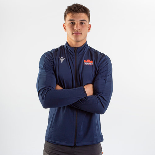 Edinburgh 2019/20 Players Full Zip Top