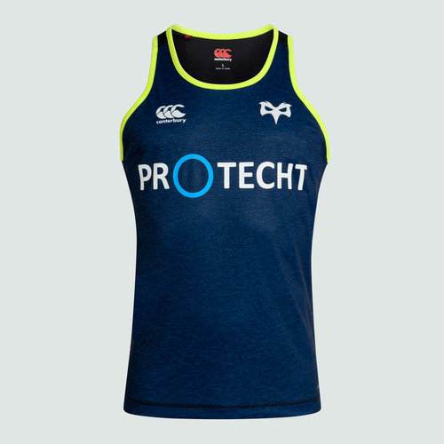 Ospreys 2019/20 Players Rugby Training Singlet