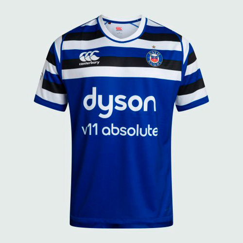 Bath 2019/20 Home S/S Pro Rugby Shirt