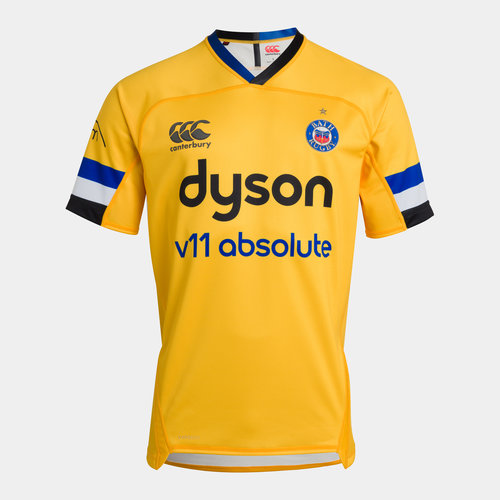 Bath 2019/20 Alternate S/S Pro Rugby Shirt