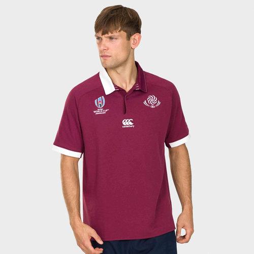 Georgia RWC 2019 Home S/S Classic Shirt