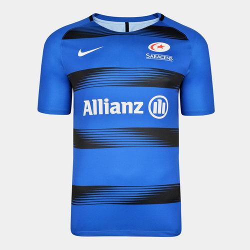 Saracens 2019/20 Players Squad Training Shirt