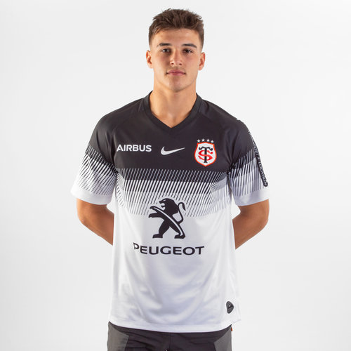 Toulouse 2019/20 Alternate S/S Replica Rugby Shirt