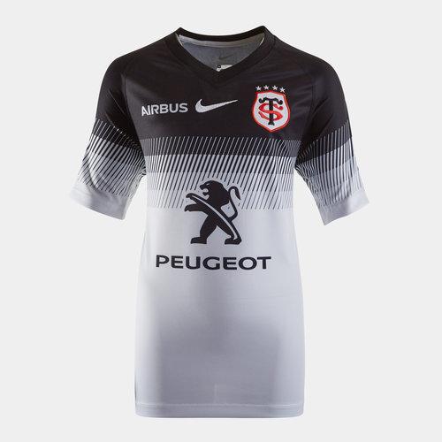 Toulouse 2019/20 Alternate Kids Replica Shirt