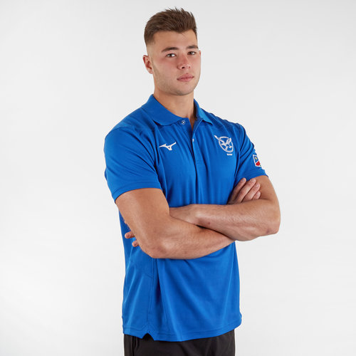 Namibia 2019/20 Players Leisure Rugby Polo Shirt