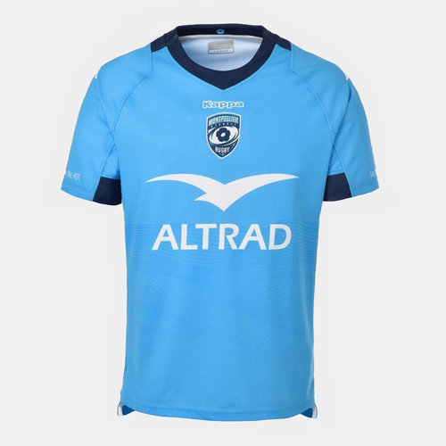 Montpellier 2019/20 Home Replica Shirt